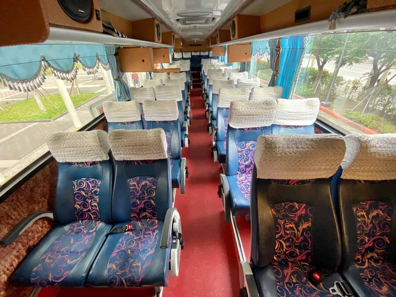 kenting bus express tourist