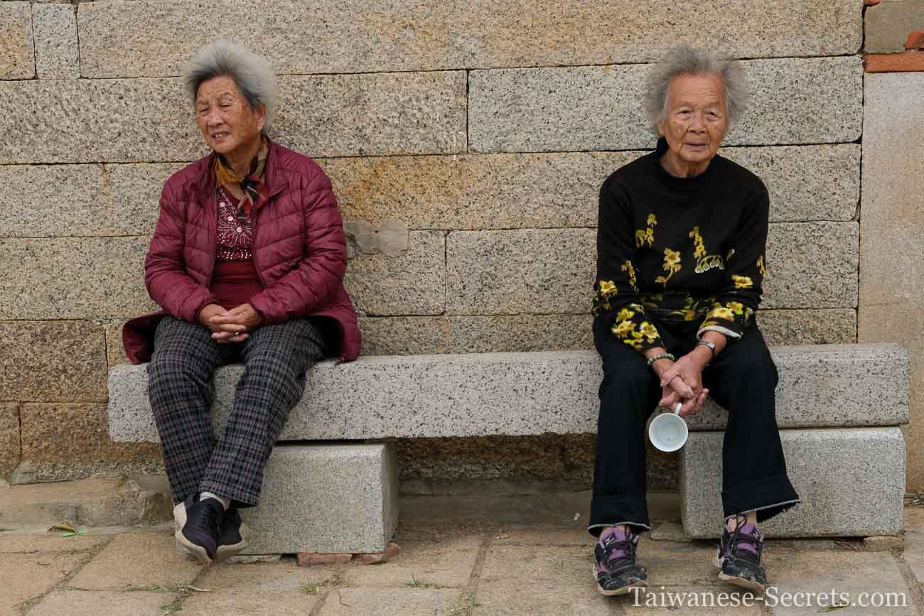 kinmen elders