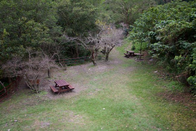 camping in taroko gorge lushui
