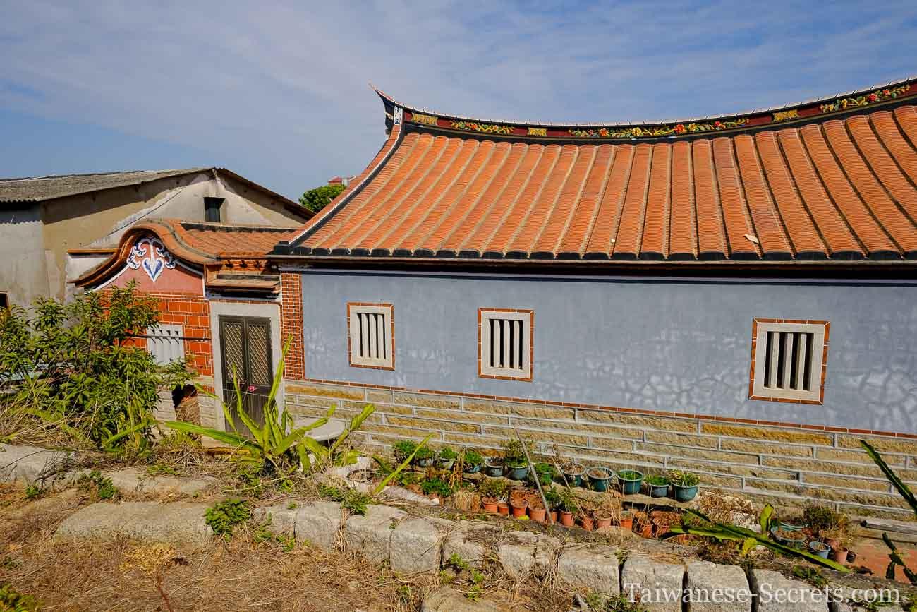 nanshan village kinmen
