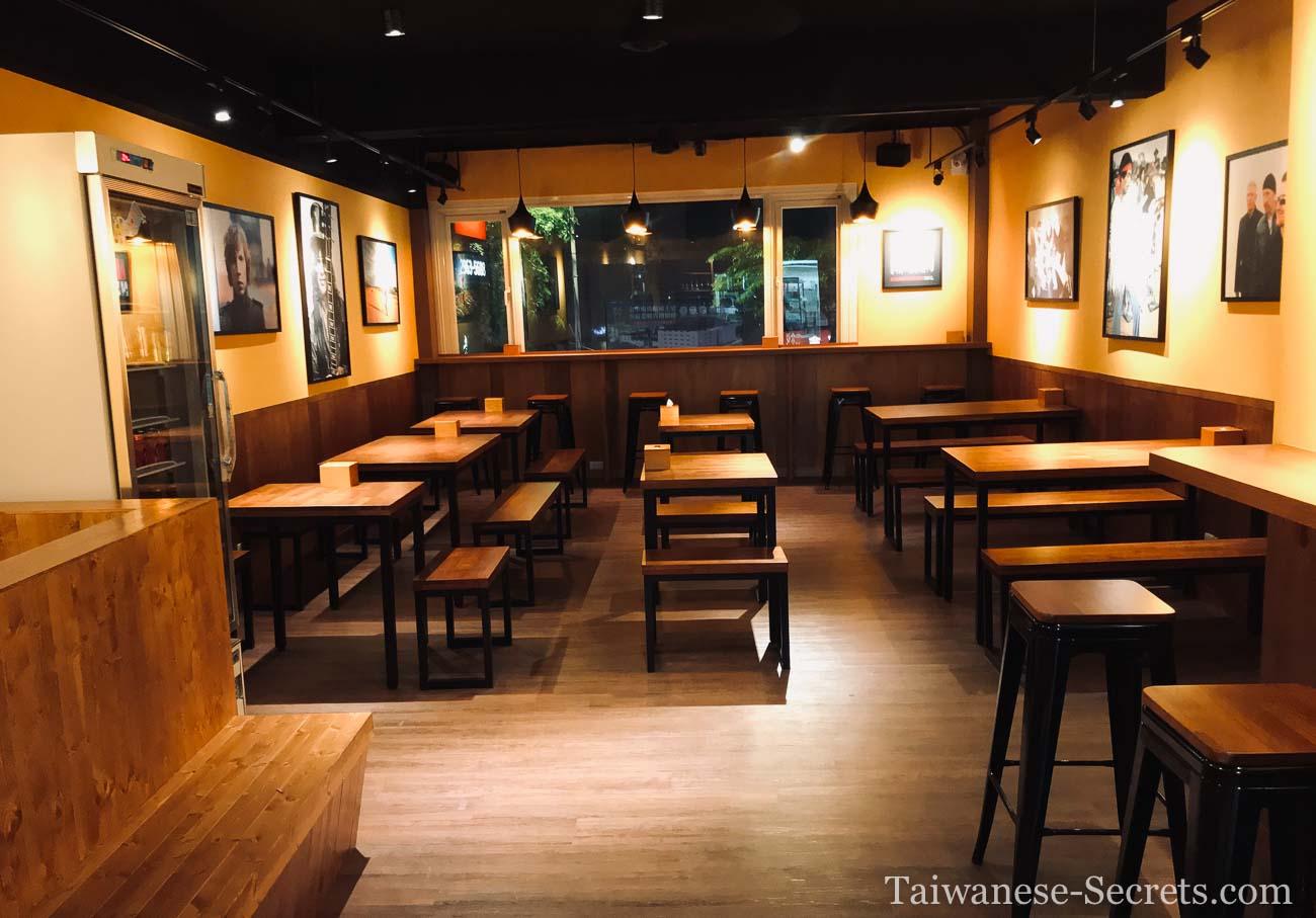 pizza rock banqiao district taipei