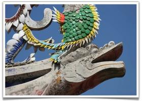 confucius temple roof