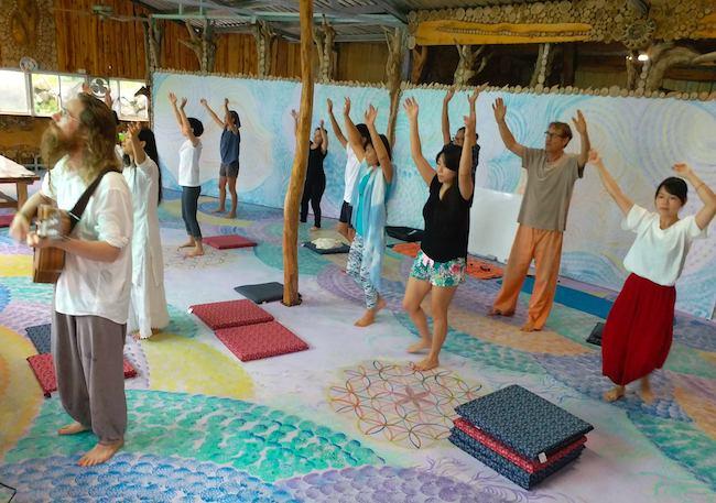 taiwan yoga