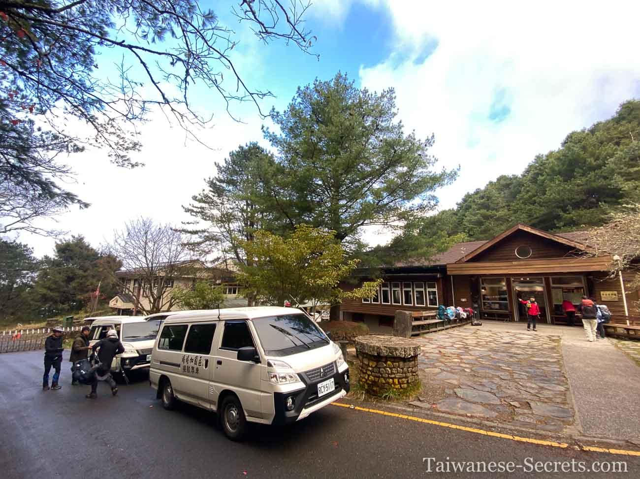 yushan shuttle van