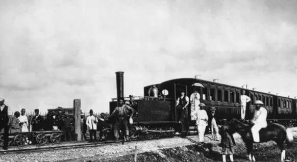 Liu Mingchuan the Father of Taiwan Railway Construction Project