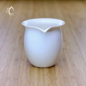 Elegant Tea Pitcher Larger Size Spout View