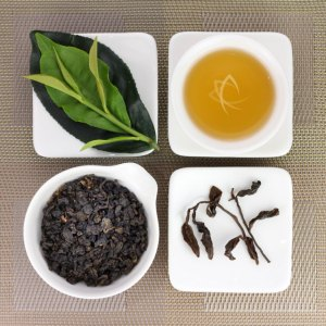 Four Seasons Black Pearl Oolong Tea