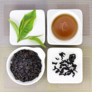 2008 Aged Oolong Tea