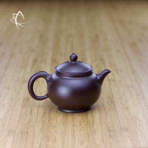 Hand Thrown Small Round Teapot Featured View