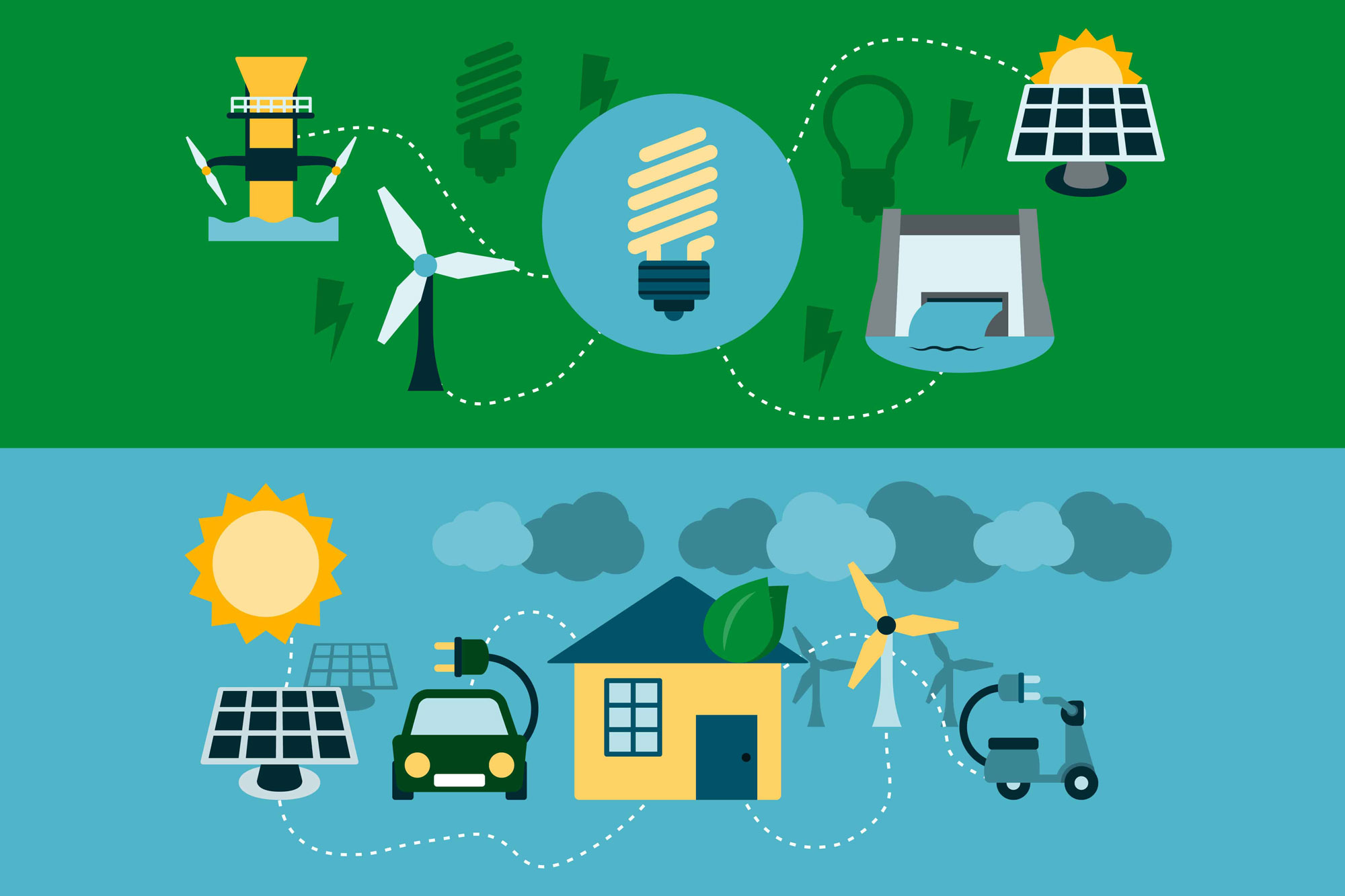 Advantages Of Green Energy Systems