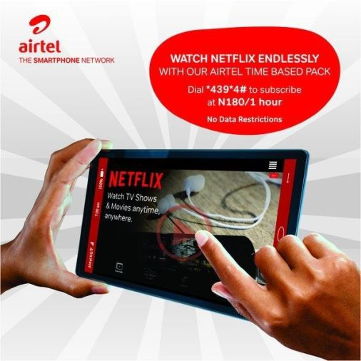 Airtel Netflix Plan