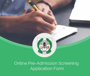 unibuja post utme 2016/2017
