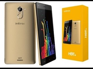 REVIEW OF INFINIX HOT 4 X557