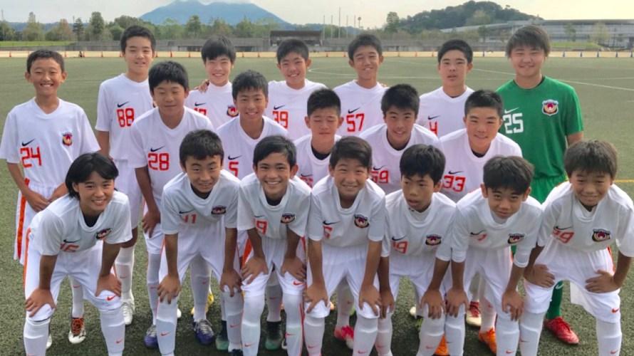 九州クラブユース U-13鹿児島県予選②