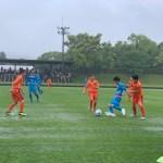 九州リーグU-13 第1節 vs サガン鳥栖