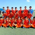 2019JCYインターシティカップ(U-15)WEST 最終日