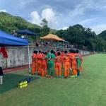 県U-15サッカー選手権 準々決勝〜準決勝