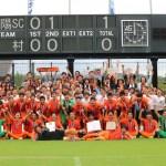 県U-15選手権 写真