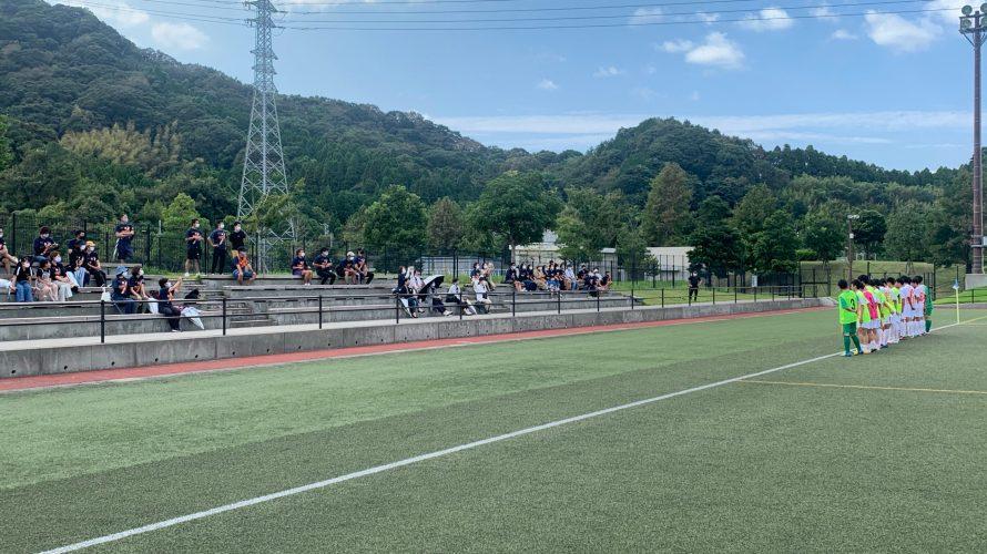 2020九州リーグ vs 小倉南