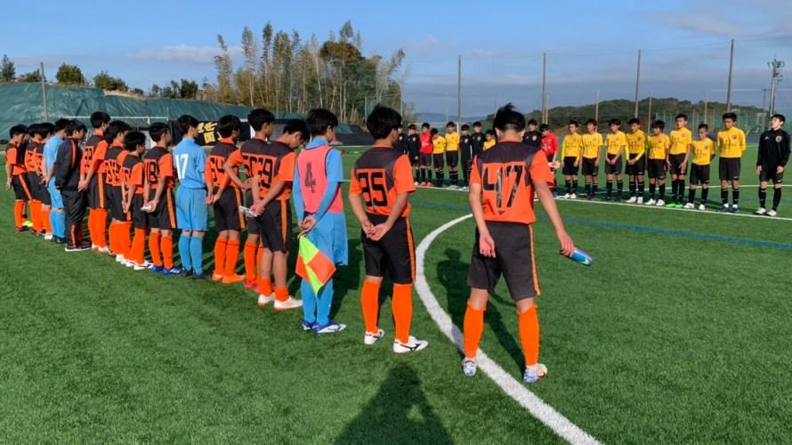 TRM U-14(1/24)vs FC KAJITSU