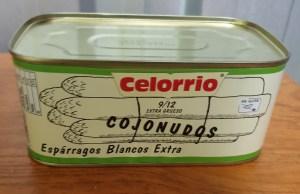 Esparragos Cojonudos Extra Blancos
