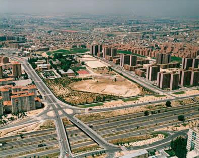 Vista aérea 1987
