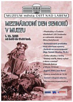 Plakát Dne senirorů