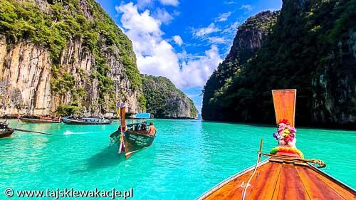 Tajskie wakacje - Rajskie wyspy w Tajlandii