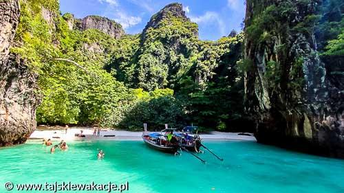 Tajskie wakacje - Wycieczki Tajlandia - Wyspy Phi Phi
