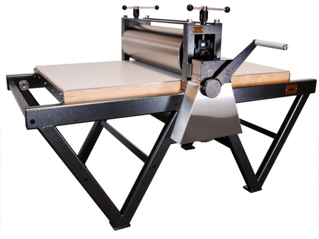 Etching Press, Lithography Press, Printmaking Equipment and Supplies