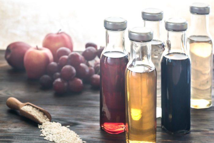 【保存版】お酢の種類、料理と健康への効果まとめ