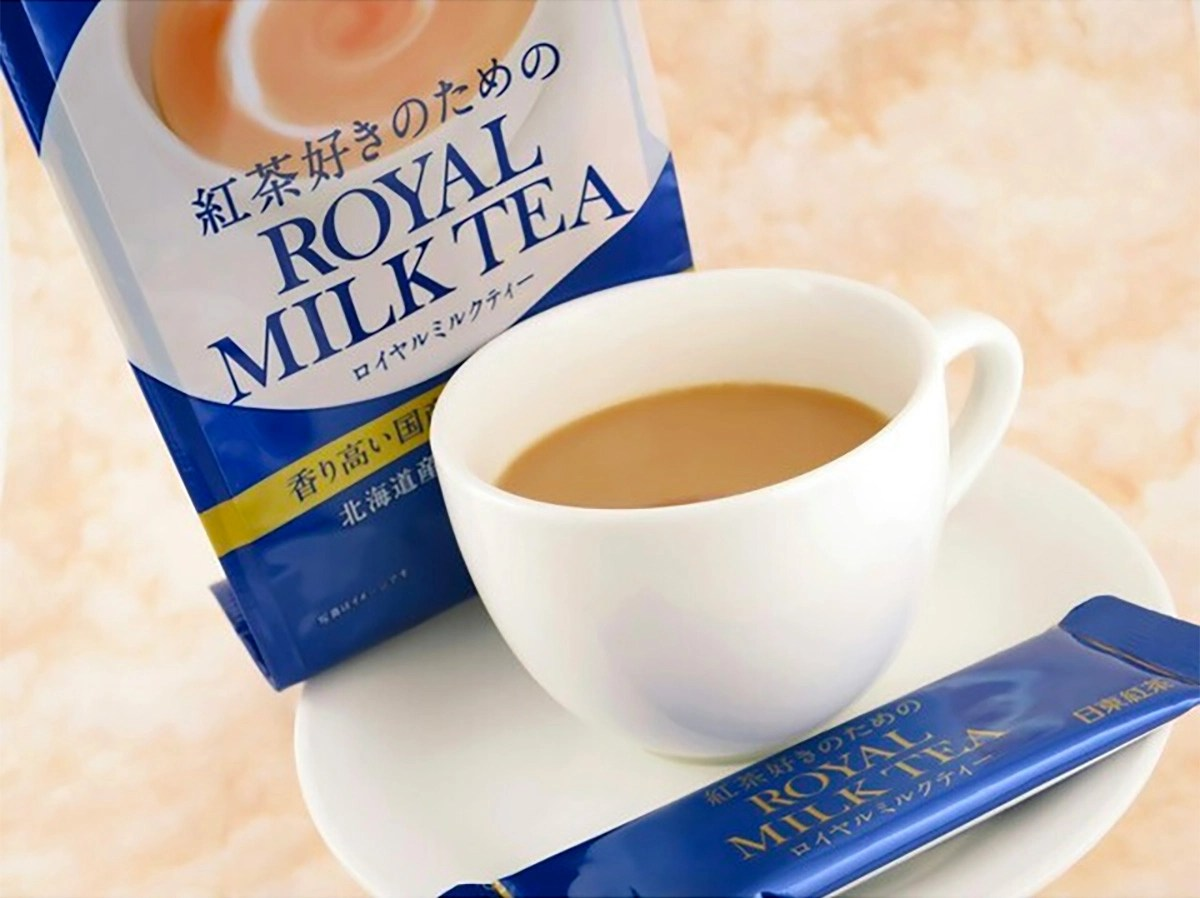 Nittoh Kocha Instant Royal Milk Tea Powder 280g