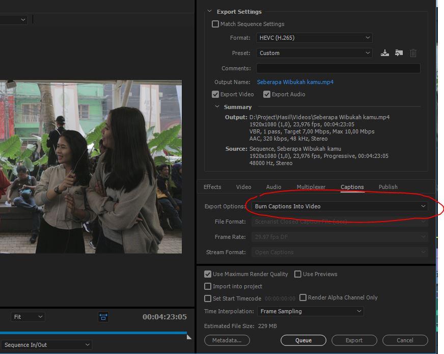 Membuat dan Menambah Subtitle di Adobe Premiere Pro   Takatik