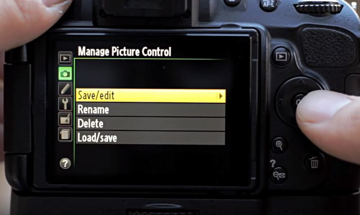 nikon edit picture profile - cara buat video sinematik