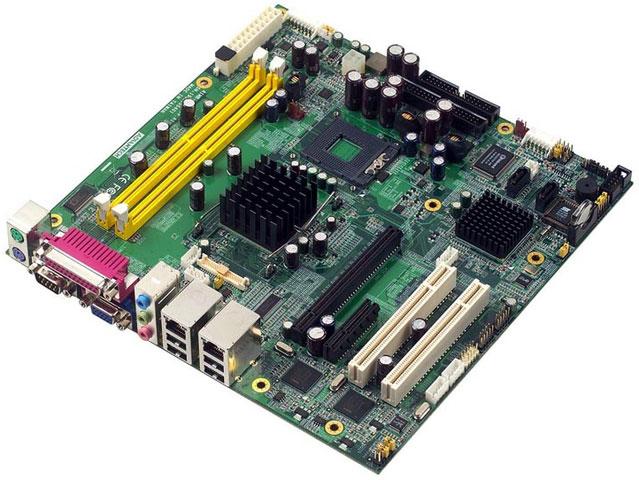 contoh motherboard micro-ATX - sejarah motherboard