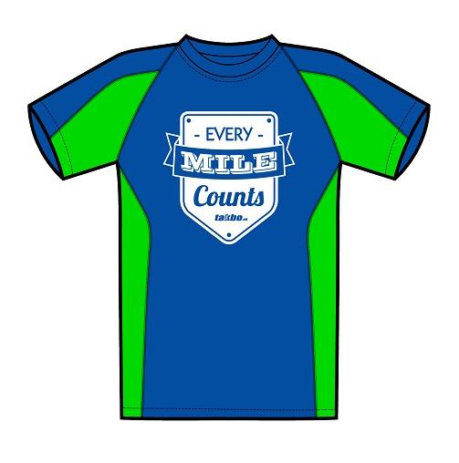 Takbo.ph 20 Miler 2015 Finisher Shirt