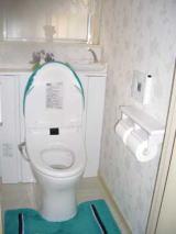 レストパルI手洗器付き|背面カウンターの後に手洗器が着いてます