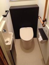 TOTOレストパル|たっぷり収納タイプ省スペース手洗器