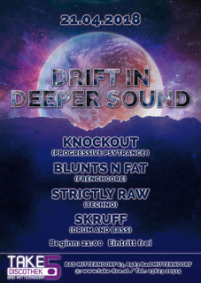 DRIFT IN DEEPER SOUND