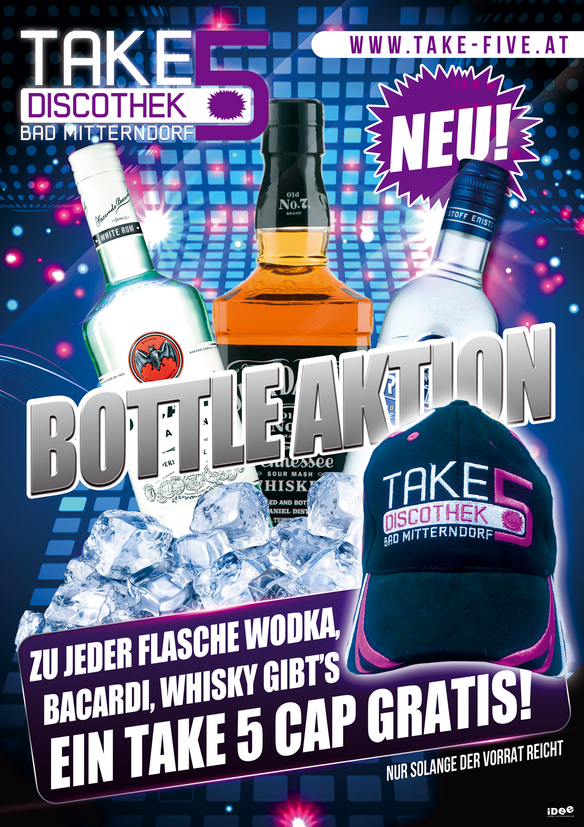 Bottle Aktion