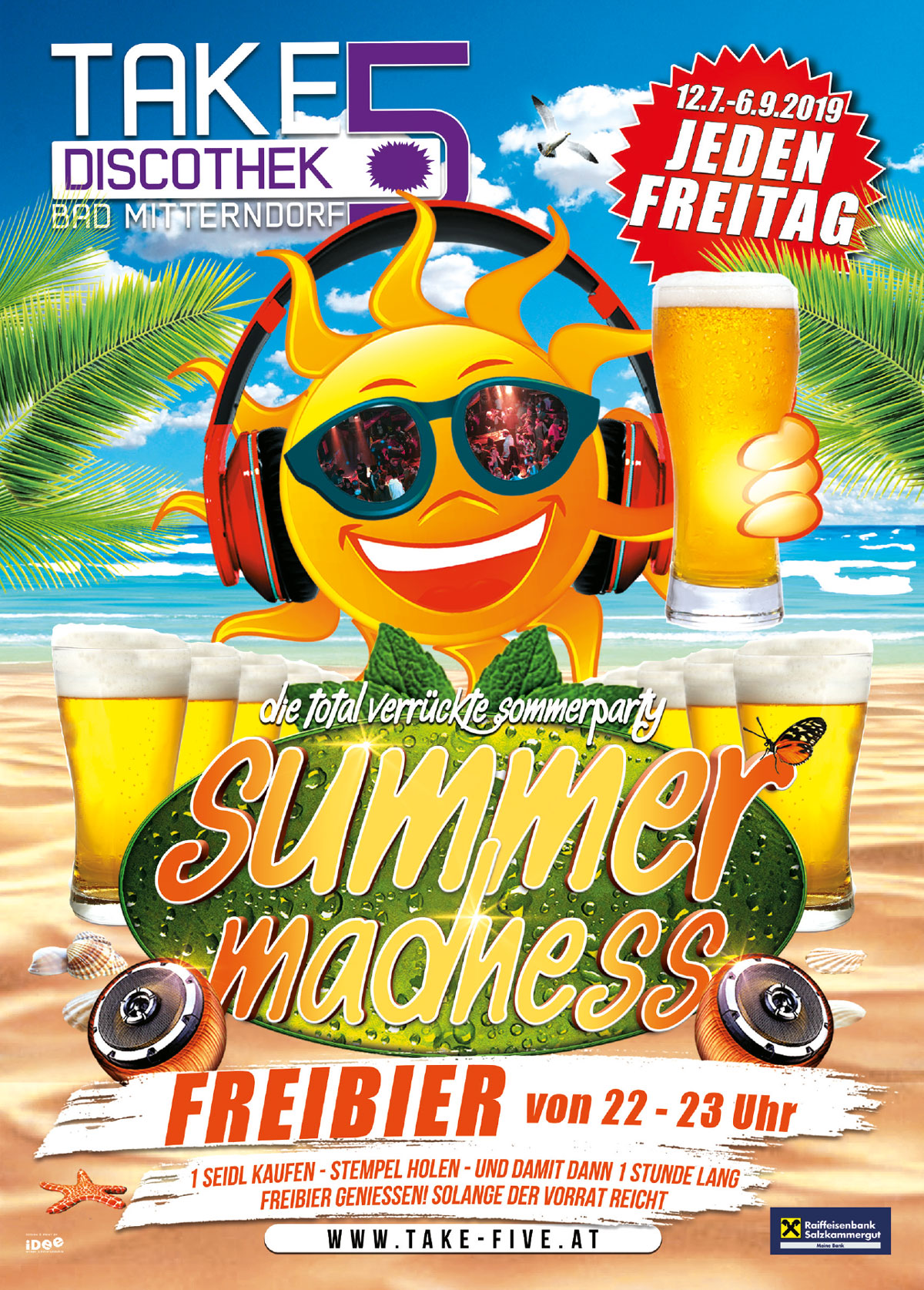 Summer Madness + Freibier