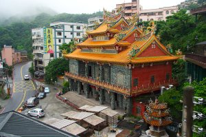 All the Temples have furnaces outside for offerings