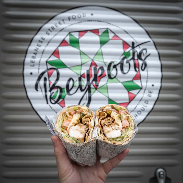 Street Food Trader Pitches London