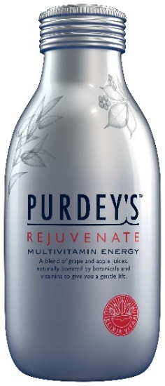Purdeys energy drinks