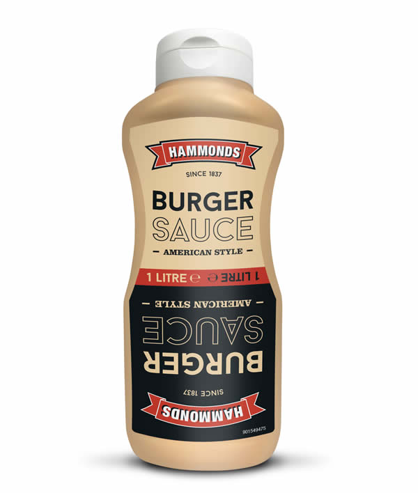 Hammonds Burger Sauce