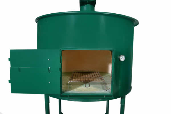 woodfired wizard oven