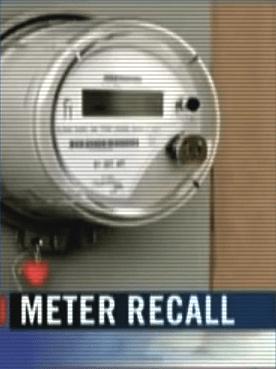 """""""Smart"""" meter recall"""