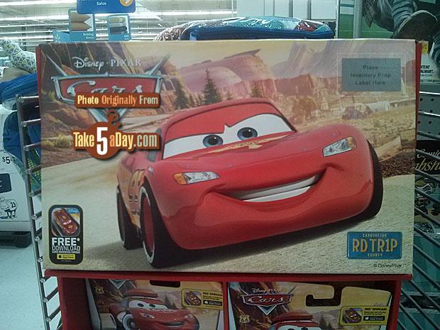 Wars Cars Star Flo Disney