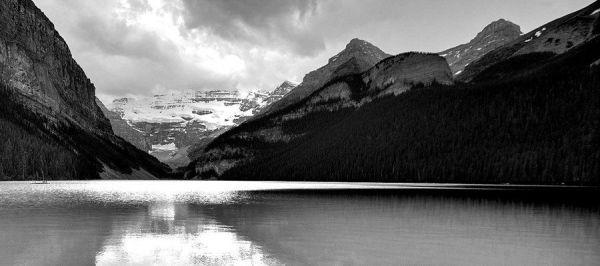 Черно-белые фотографии, как искусство