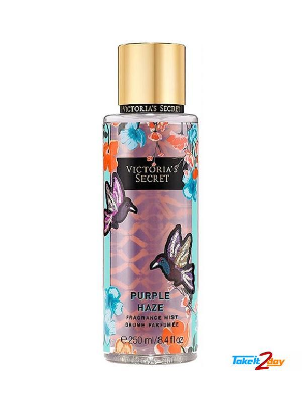 Victorias Secret Purple Haze Fragrance Body Mist For Women 250 ML
